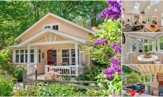 Small House Plans Washington State Home Design
