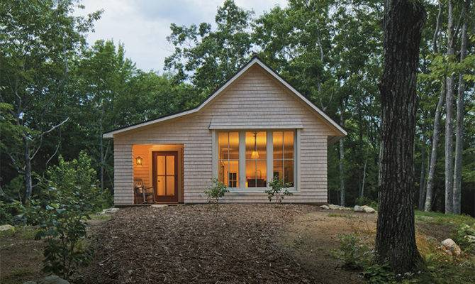 Small Houses Big Deal Fine Homebuilding