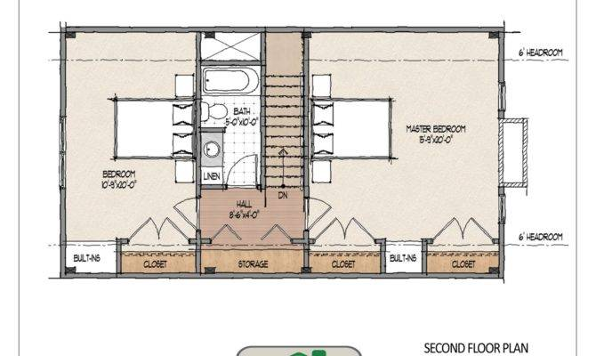 Small Houses Open Floor Plans