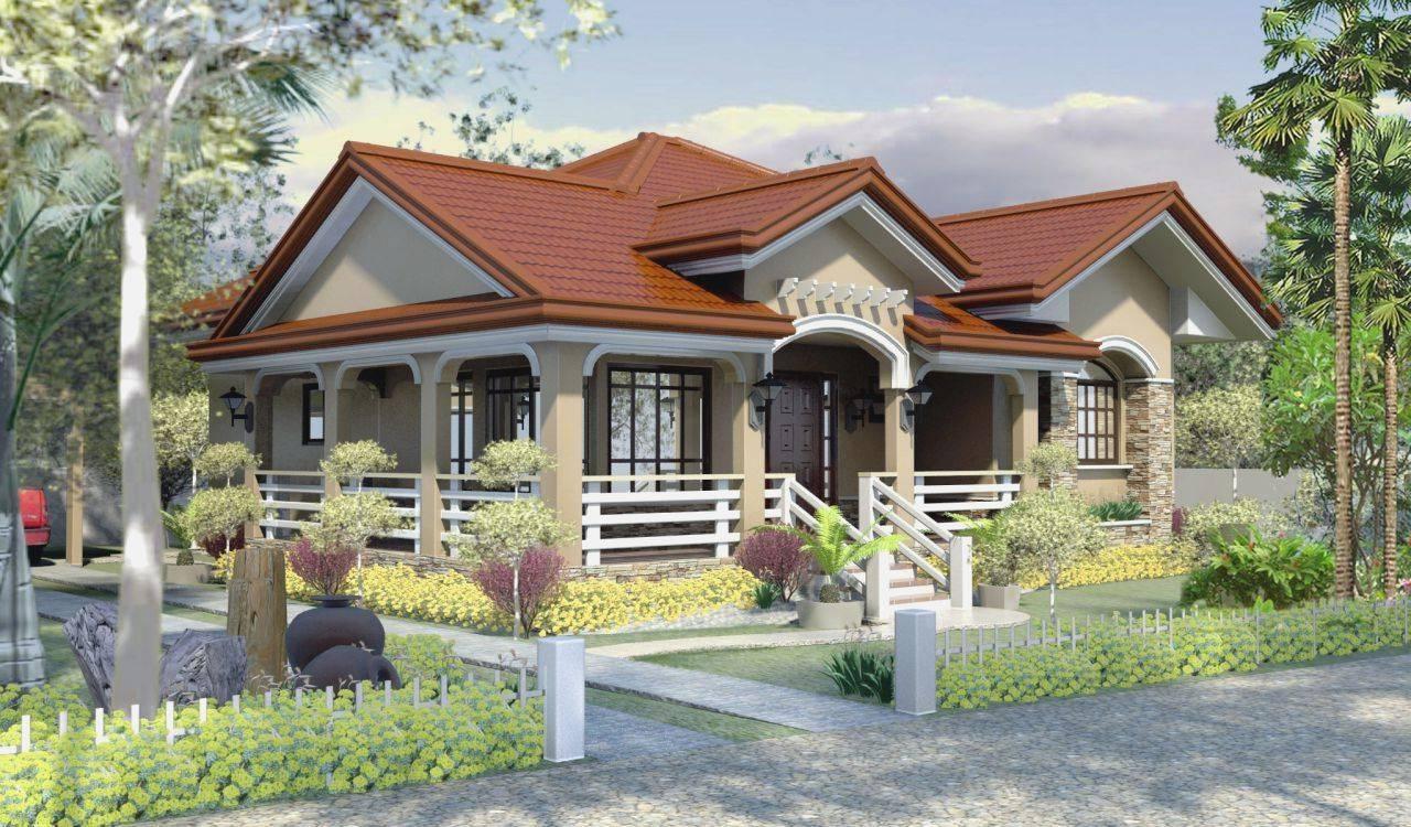 Small Houses Photos Bahay Ofw House Plans 101708