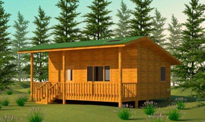 Small Hunting Cabin Plans Inexpensive