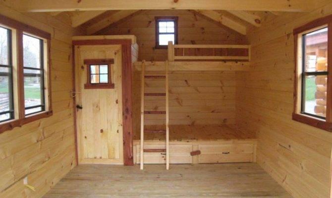 Small Hunting Cabin Plans Lofts Decoredo