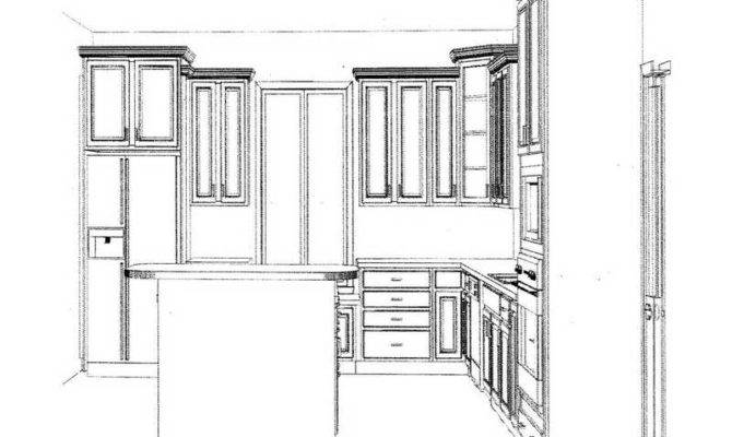 Small Kitchen Floor Plan Ideas Design