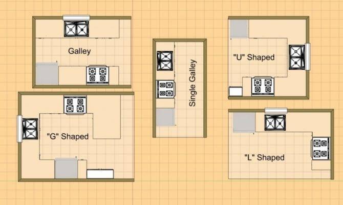 Small Kitchen Floor Plans Illinois