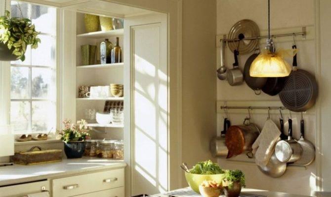 Small Kitchen Interior House Design Spaces