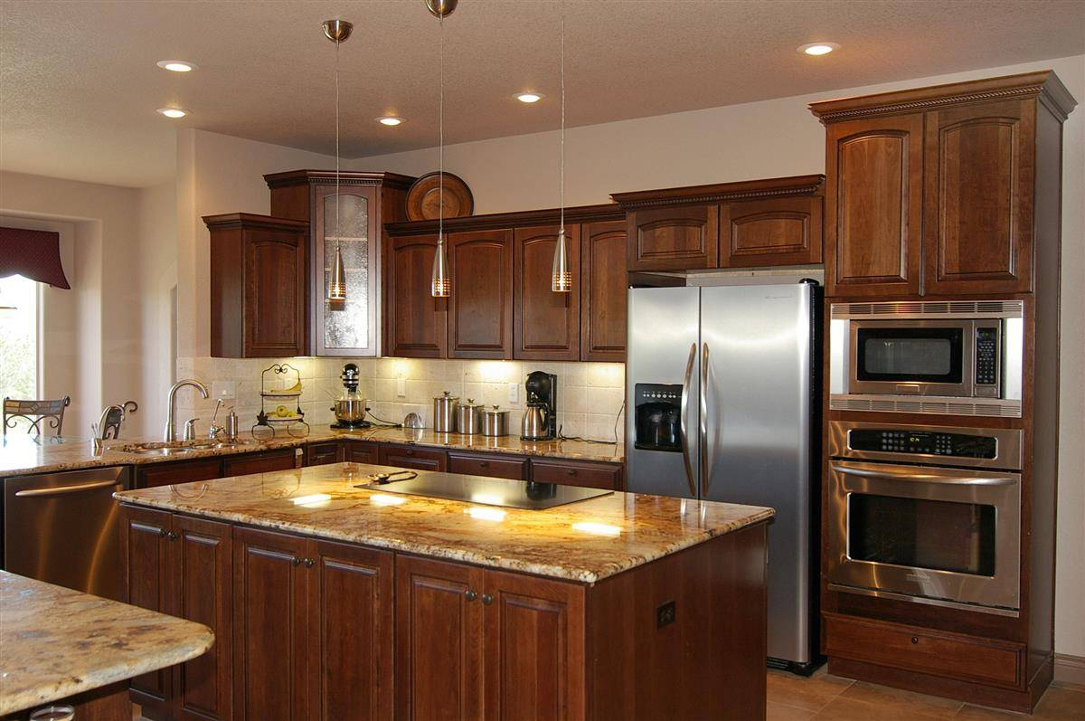 Small Kitchen Island Floor Plan Open Design Ideas   House Plans ...