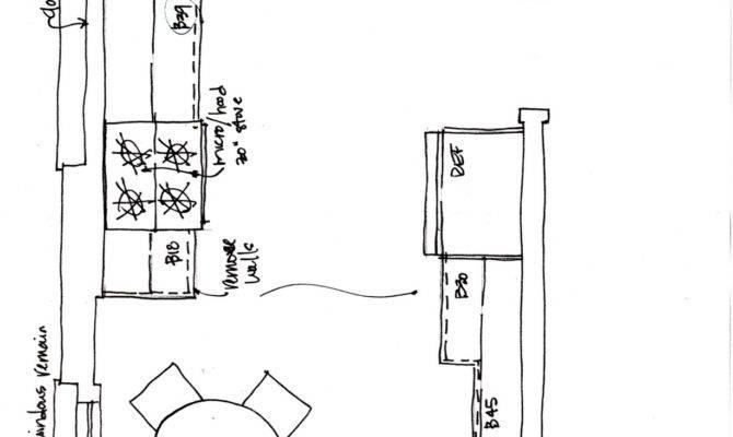 Small Kitchen Layouts Plans Afreakatheart