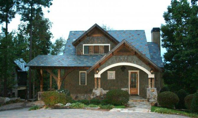 Small Lake Cottage Plans Cliffs Springs