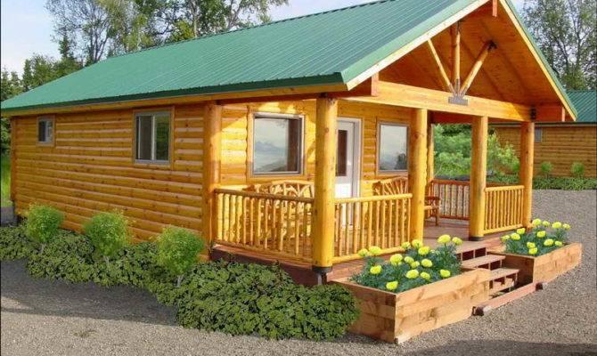 Small Log Cabin Kits Cabins Broken Bow