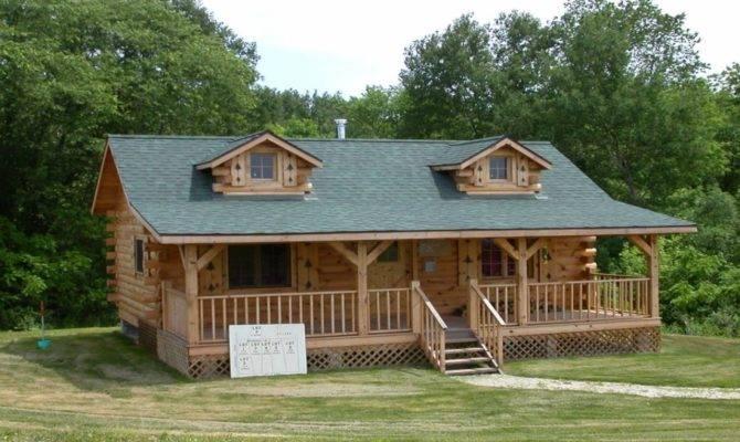 Small Log Cabin Kits Prices Build Homes Diy