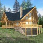 Small Log House Plans Unique