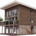 Small Lot Beach House Plan Plans