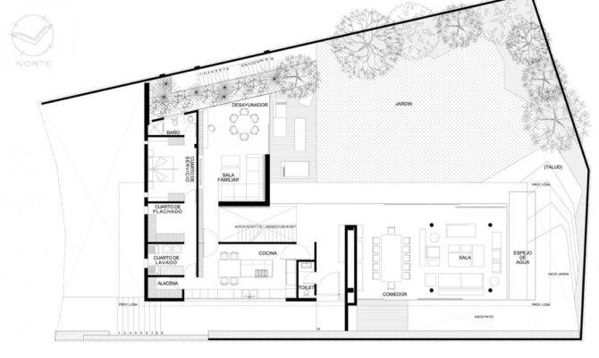 Small Minimalist House Plans Home Deco