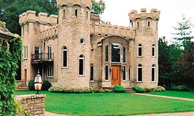 Small Modern Castle House Plans Plan