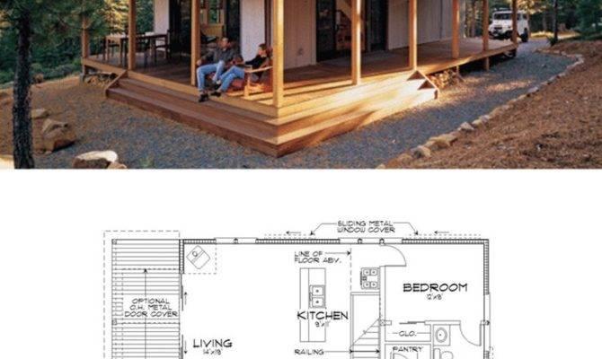 Small Modern Farmhouse Plans