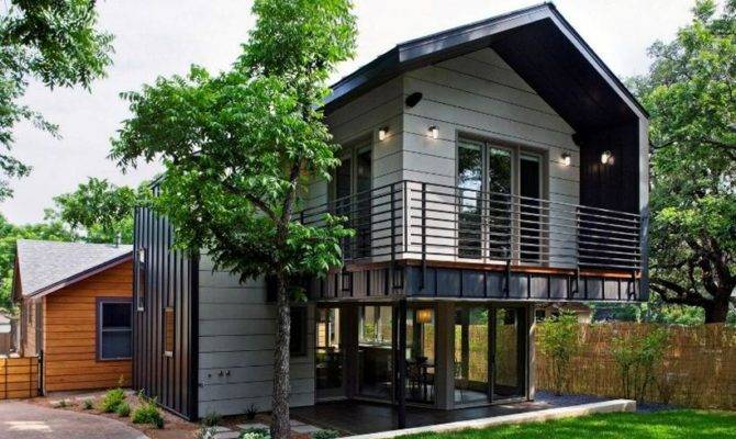 Small Modern Minimalist House Design Home Ideas