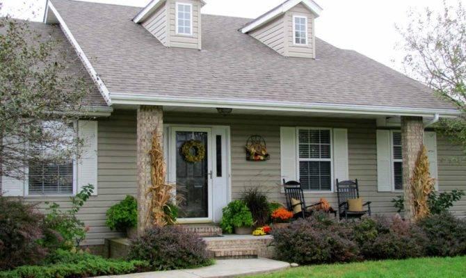 Small Porch Design Ideas Interior Attachment