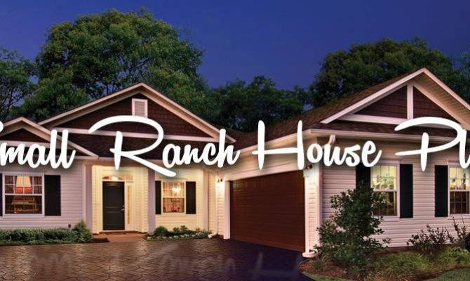 Small Ranch House Plans Historically Unique Sater