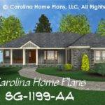Small Ranch Style House Plan Affordable