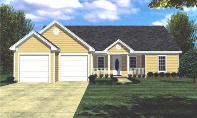 Small Ranch Style House Plans Basements Design