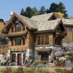 Small Rustic Cabin Plans House Designs Source