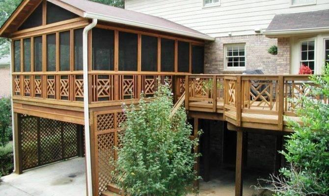 Small Screened Porch Ideas