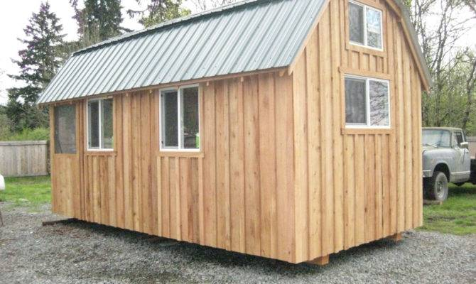 Small Shed Style Houses House Design