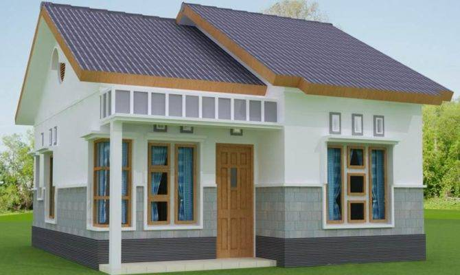 Small Simple House Home Ideas