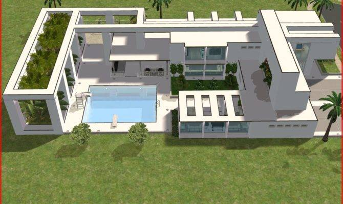 Small Simple Modern House Designs