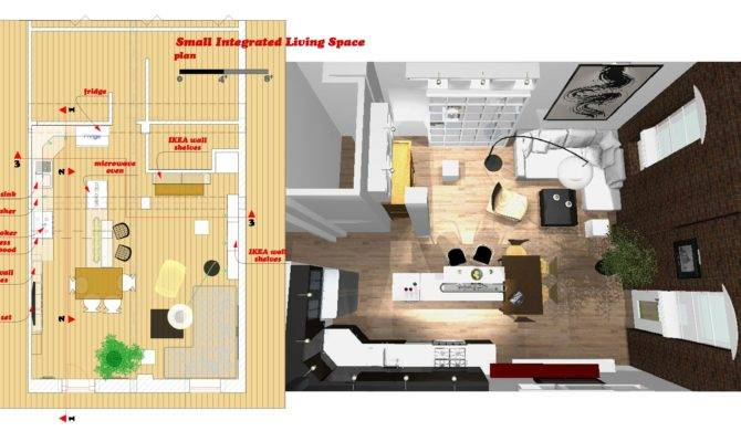 Small Space Floor Plans