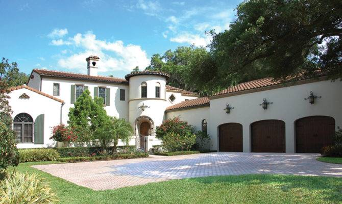 Small Spanish Style Homes Espanish Home Plans
