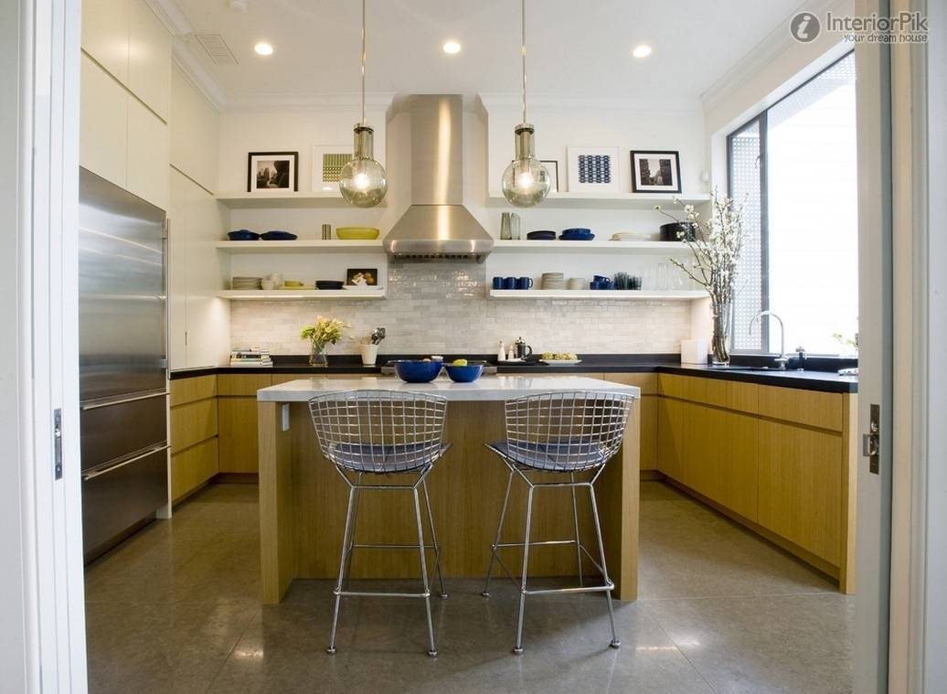 Small Square Kitchen Design Ideas House Plans 156011