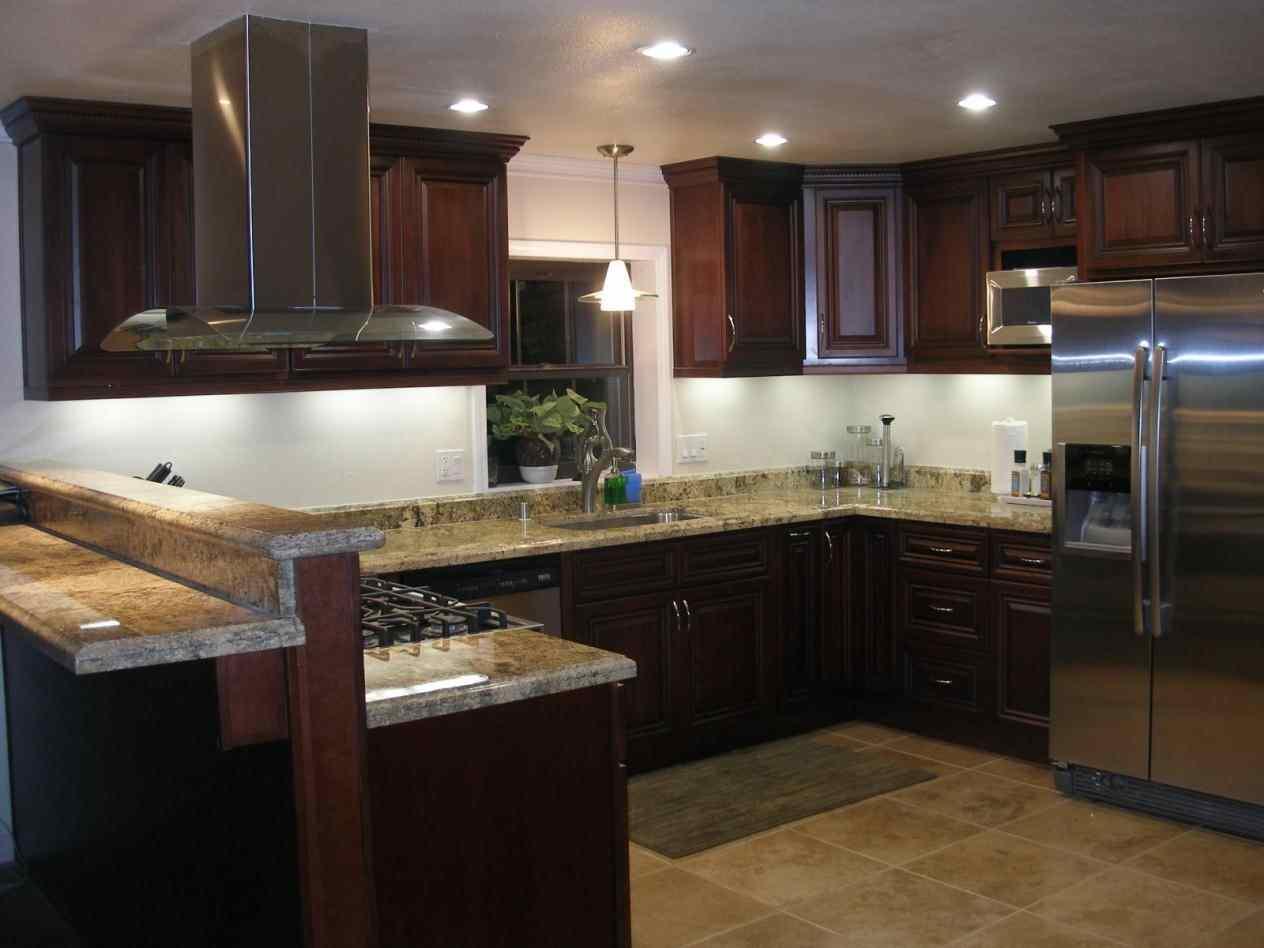 Square Kitchen Design Layout Deductour
