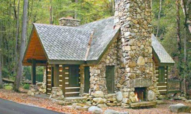 Small Stone Cottage Plans Home Design