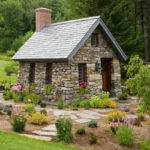 Small Stone Cottages Cottage House Plan Build