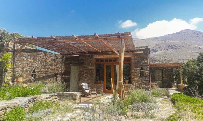 Small Stone House Tinos Eco Lodge