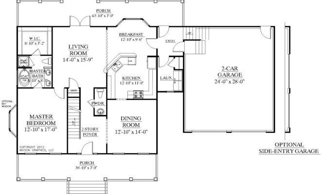 Small Story Cottage Floor Plans Montgomery House Plan House Plans 46017