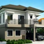 Small Story House Plans Balcony Joy Studio Design