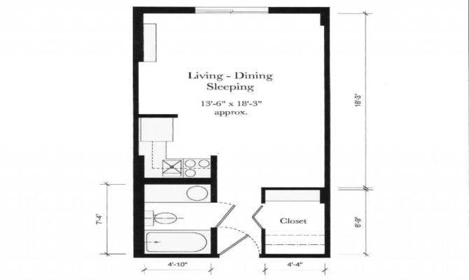 Small Studio Apartment Design Plan Latest Bestapartment
