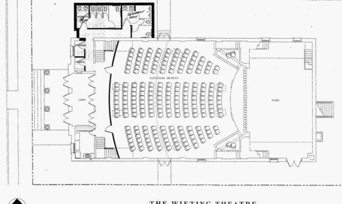 Small Theatre Floor Plans Home Deco
