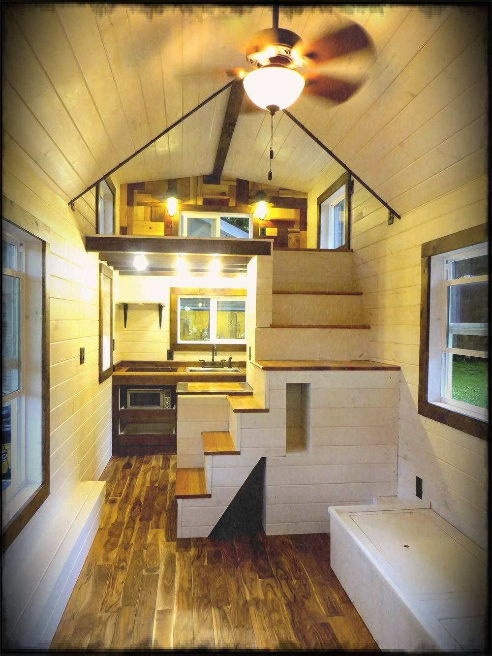 Small Tiny House Interior Design Ideas Very But Simple ...