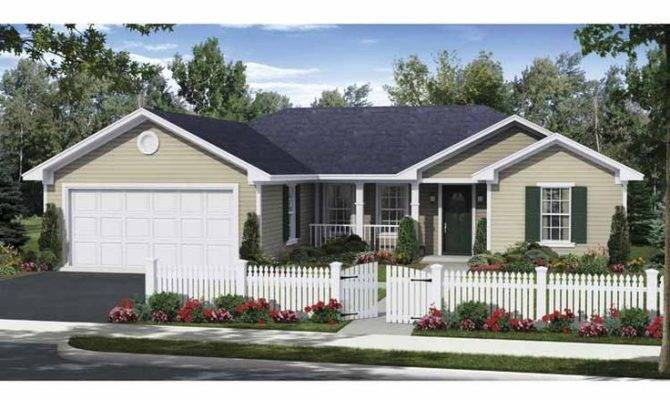 Small Traditional House Plans Plan