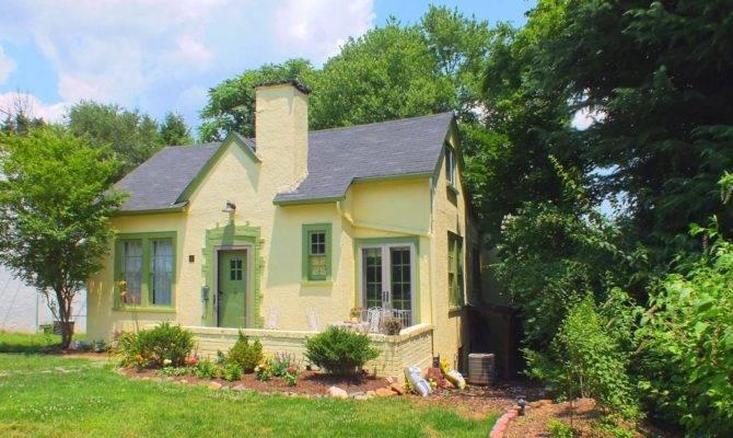 Small Tudor Cottage Asheville Bungalows