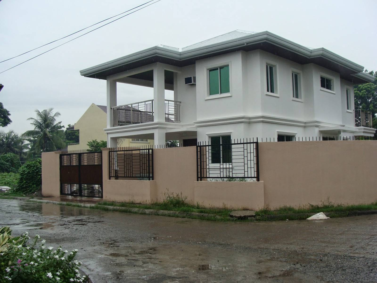 Small Two Story House Plans Philippines Iloilo Simple Design House Plans 37492