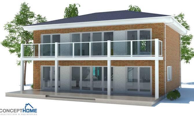 Small Ultra Modern House Plans Car Interior Design