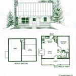 Small Vacation Home Floor Plans New Cabin House