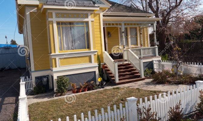 Small Victorian Style House