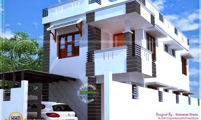 Small Villa Floor Plans Modern Interior Designs