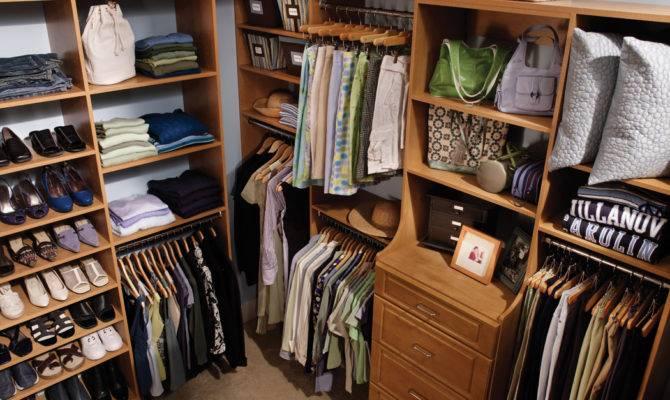 Small Walk Closet Design Layout Descriptions Modern