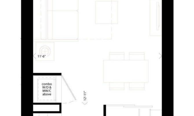 Smart House Condos Urban Capital Floorplan Bed